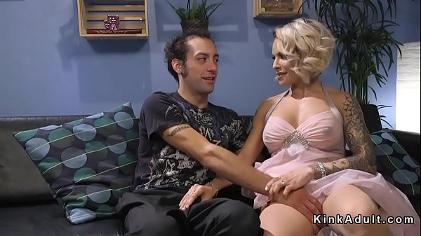 See through, See, Dress fuck, Trannies, Tranny fuck guy, Tranny fucks guy