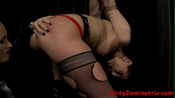 Punishment, Punished, Dominatrix, Lesbian punishment, Lesbian punish, Suspended