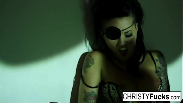 Christy mack, Pirates, Tight ass, Pirate, Wetting, Christy