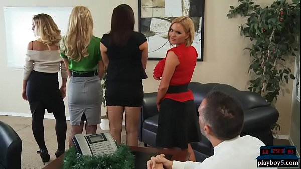 Office party, Party orgy
