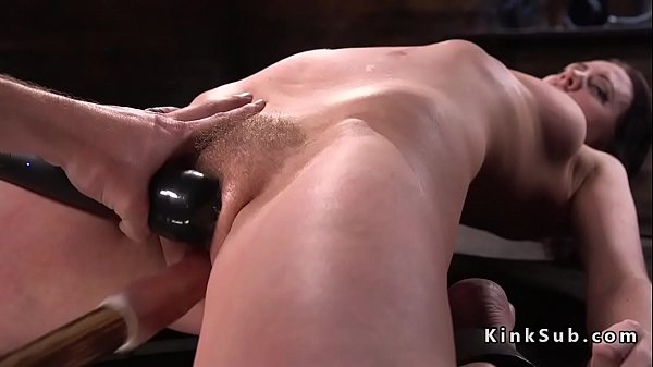 Slave, Busty, Torment, Pussy slave, Pussy bondage