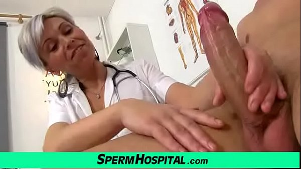 Mature handjob, Beating, Lady doctor, Dirty mature, Hot doctor, Doctor handjob