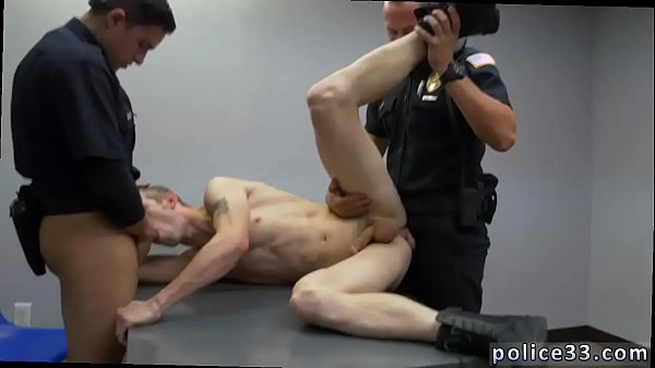 Police, Daddy gay, Thai gay, Daddy fuck, Two dicks, Gay thai