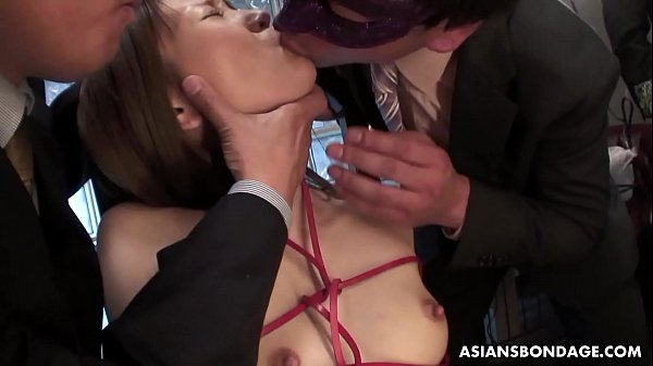 Asian guy, Sensitive, Tie up, Asian tied, Asian nipple, Asian nipples