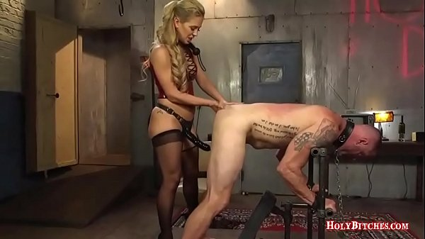 Pegging, Cherie deville, Submissive, Submission, Cherie, Pegged