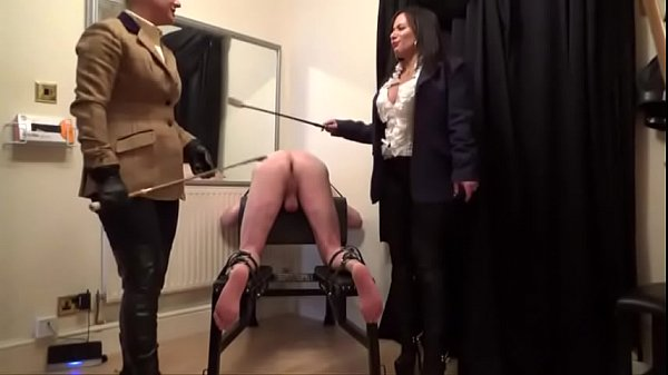 Caning, Caned, Double mom, Mom double, Caning mistress