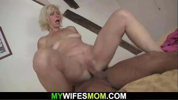 Mother, Mother in law, Law, Mother-in-law, Blondes, Mother sex