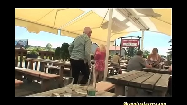 Grandpa, Grandpa teen, Young blonde, Grandpa fuck, Blond teen, Grandpa fuck teen
