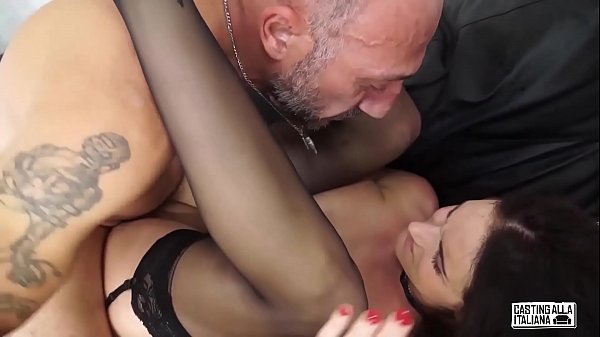 Maid, Mmf, Anal casting, Casting anal, Threesome anal, Italian anal