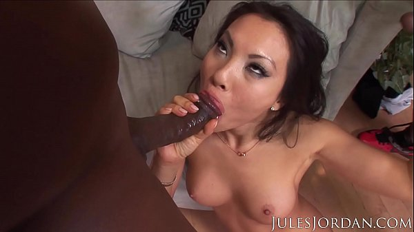 Asa akira, Akira, Jordan, Interracial dp, Jules jordan, Open ass