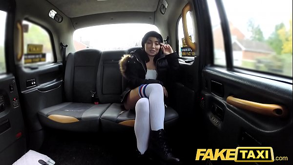 Fake taxi, Socks, Knee, Knickers, High socks, Taxi fake