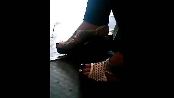Bus, Candid, Mature feet, In bus, Candid feet, Feet hd