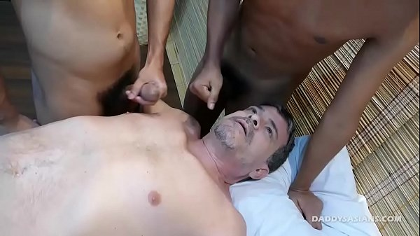 Asian interracial, Asian threesome, Interracial asian, Asian twink, Asian dad, Interracial threesome