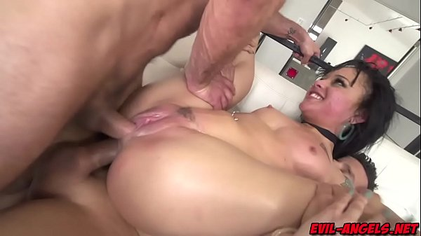 Anal, Double anal, News, Holly, Shock, Shocking