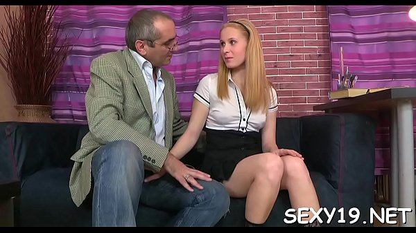 Old, Old teacher, Lustful, Blowing, Doggy-style, Teacher fuck