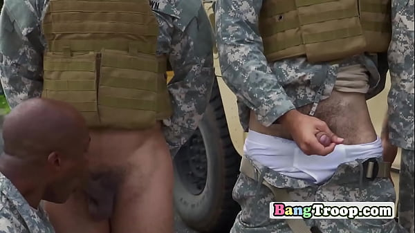 Soldier, Soldiers, Orgies, Orgy outdoor