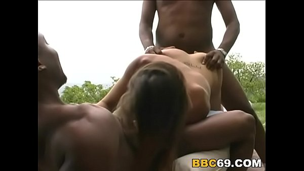 Cherie, Try bbc, Anal try
