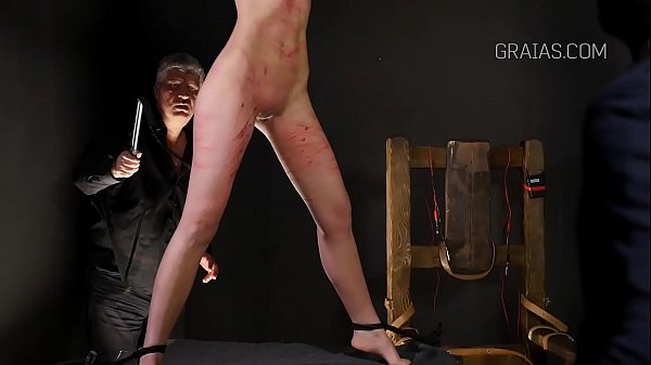 Caning, Caned, Slim girl, Caning girls