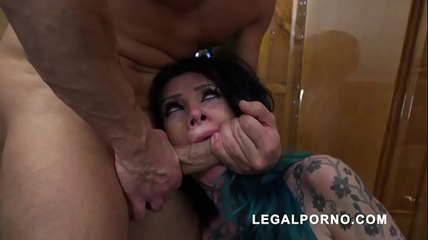Deepthroat, Inky, Megan inky, First dp