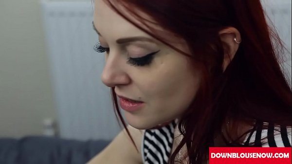 Downblouse, Red head, Downblous, Red heads