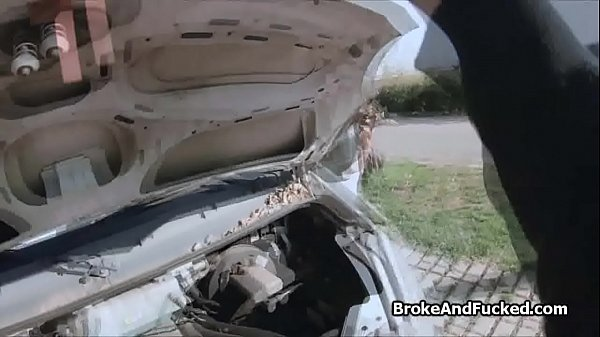 Truck, Trucks, Broken, Cock suck