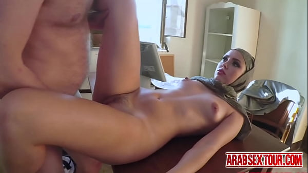 Arab blowjob, With boss