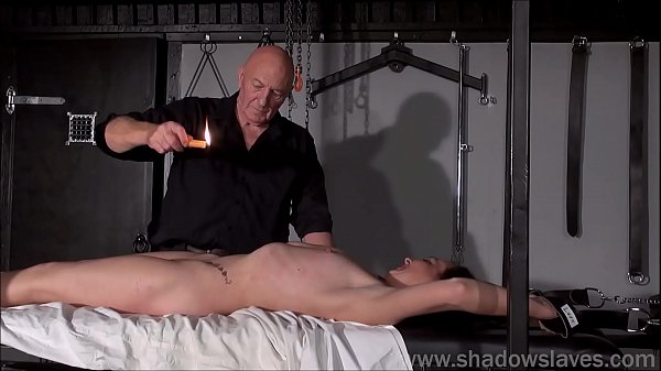 Waxing, Wax, Master, Dungeon, Bdsm slave, Candle