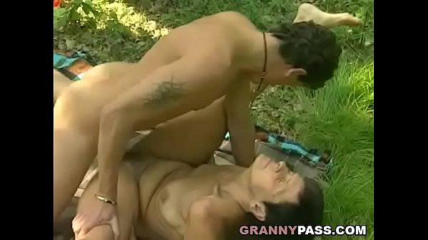 Granny, Forest, Granny pussy, Pussy granny, In forest, In the forest
