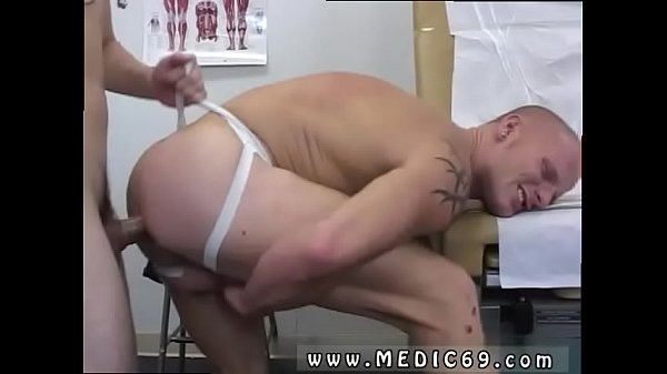Prostate, Check, Checking, Nude man, Doctor check, Command