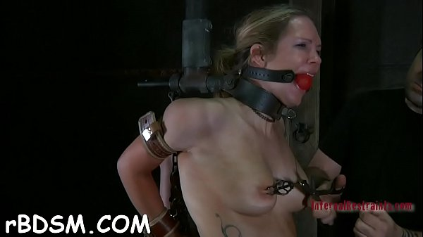 Bound and gagged, Bounded, Bound gagged