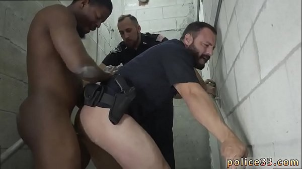 Police, Old men, Police gay, Chocolate gay, Police fuck, Fuck old