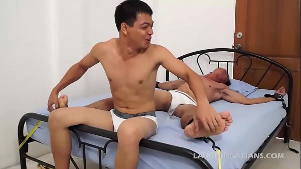 Tickle, Bound, Asian boy, Tickle asian, Asian boys, Asian tickle