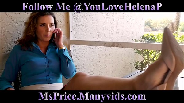 Blackmail, Blackmailed, Helena price, Female boss, Helena, Hot boss