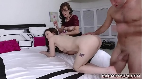 Photoshoot, Daughter blowjob, Brunette milf, Mother milf, Mother blowjob, Photoshooting