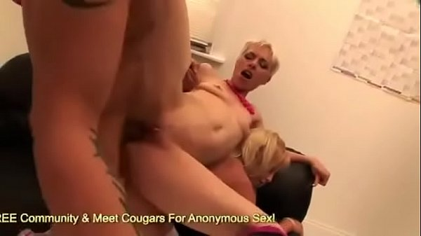 Anal threesome, Gold, Doctor anal, Office anal, Columbia, Anal doctor