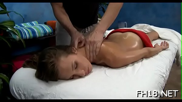 Massage therapist, Massage and fuck