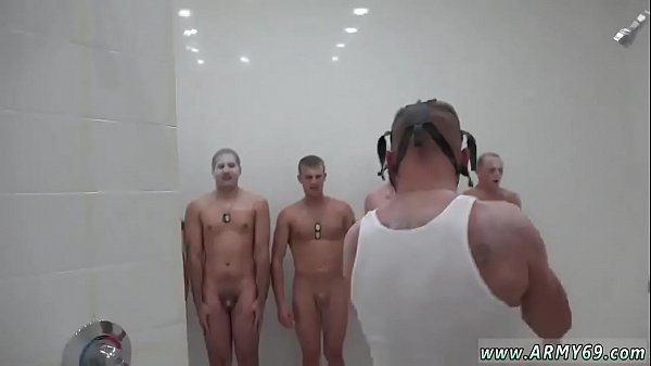 Movie, Soldier, Movi, Shower fuck, Soldier gay, Shower gay