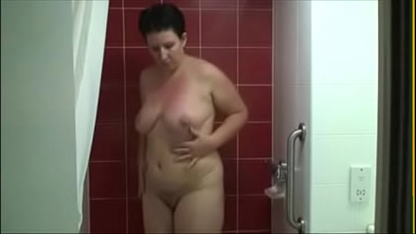 Mature wife, Mature shower, Wife shower, Shower mature, Wife mature