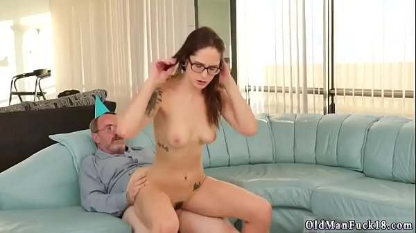 Facial, Old daddy, Hairy milf, Milf son, Daddy old, Old milf