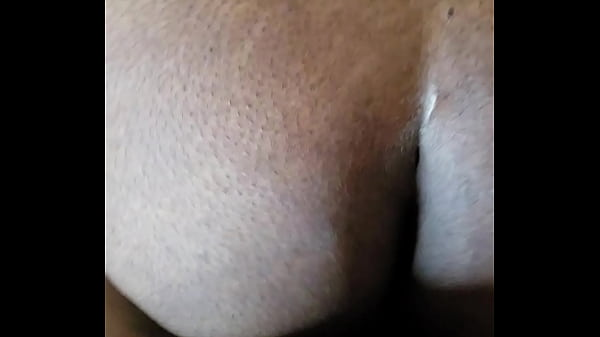 Sexy ebony, T back, Hitting