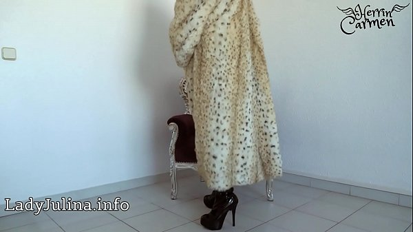 Boots, Boot, Coat, Mature boots, Fur coat