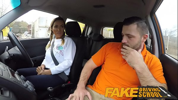Fake tits, Squat, Fake driving school, Fake driving, Drive, Driving school