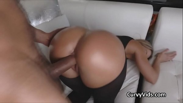 Oil, Oil fuck, Fuck from behind, Booty fuck, White booty, Phat booty