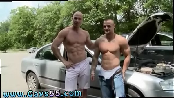 Gay men, That, Naked outdoor