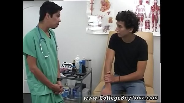 Doctor, Male, Sexy video, Examine doctor