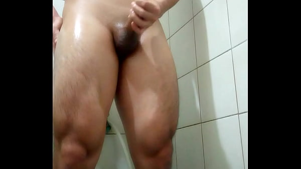 Taiwan, Bathroom, Guys jerking off