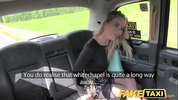 Taxi, Fake taxi, Stockings, Skirt, Short, Short skirt
