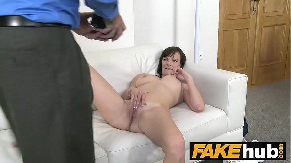 Old, Fake agent, Fake tits, Fake casting, Nice tits, First porn