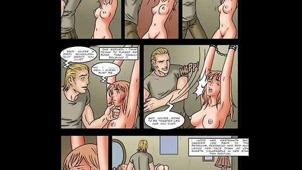 Bdsm, Comic, Ballerina, Comics, Slave girl, Book