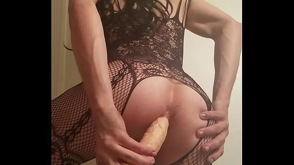 Sissy, Crossdresser, Crossdressing, Crossdresser dildo, Sissy crossdresser, Sissy dildo